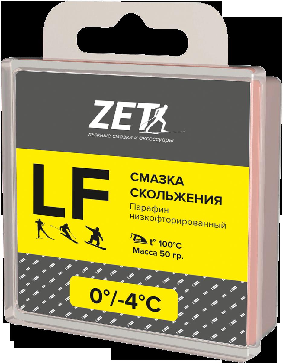 Лыжная смазка скольжения (низкофтористая)  LF(0/-4)
