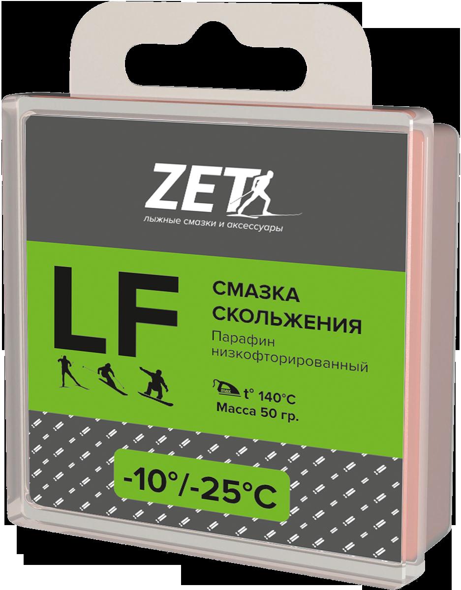 Лыжная смазка скольжения (низкофтористая)  LF(-10/-25)