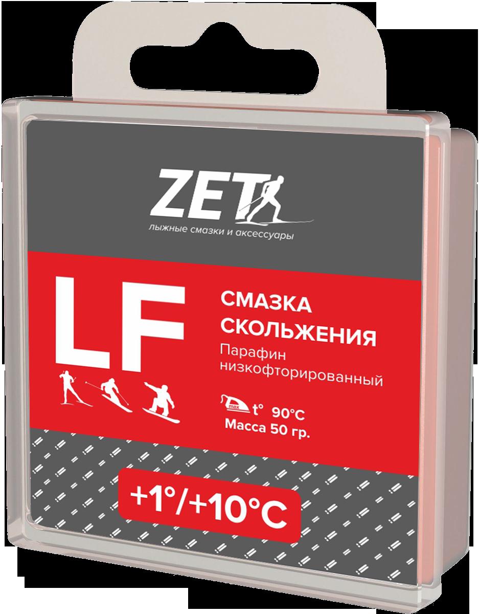 Лыжная смазка скольжения (низкофтористая)  LF(+1/+10)