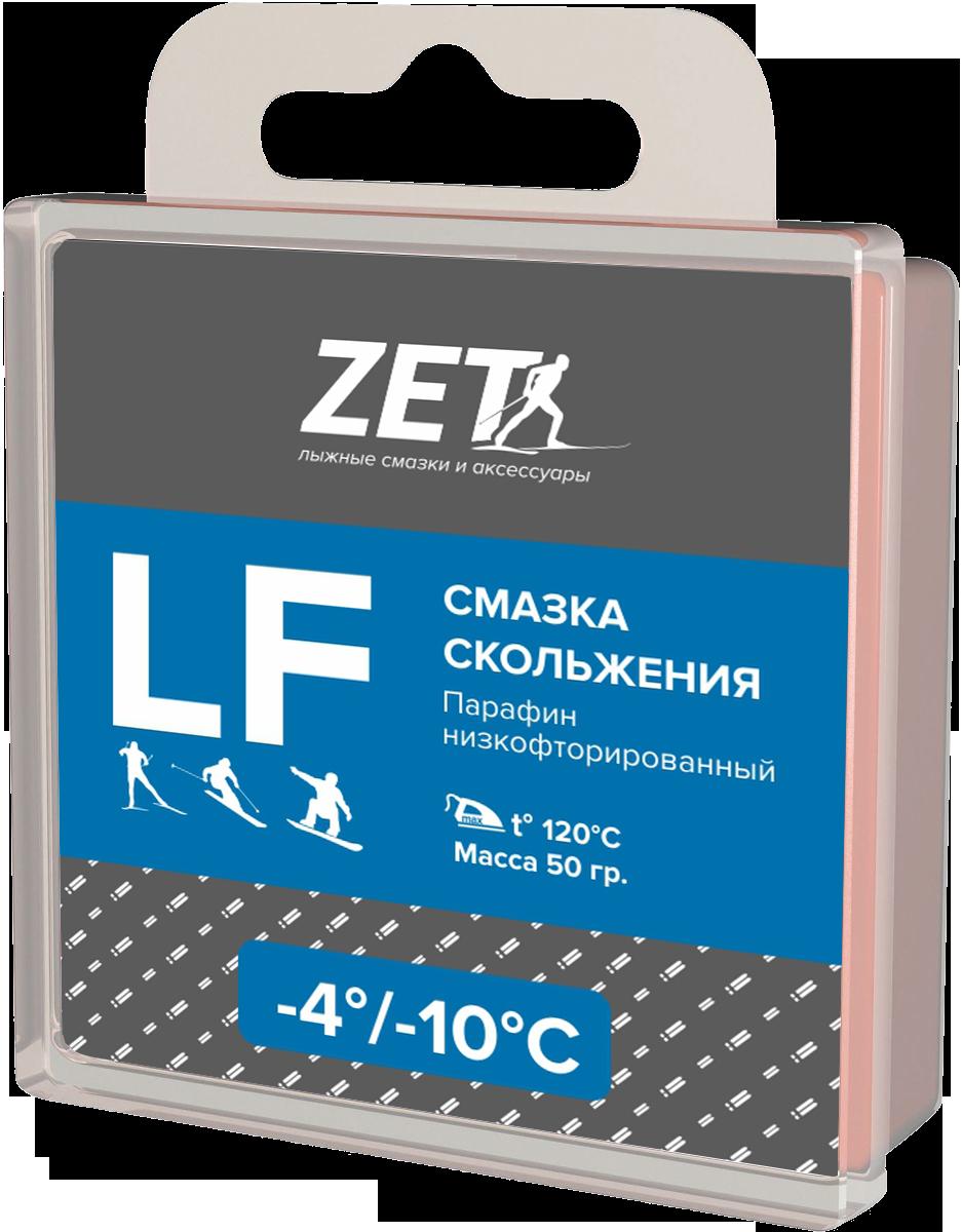Лыжная смазка скольжения (низкофтористая)  LF(-4/-10)