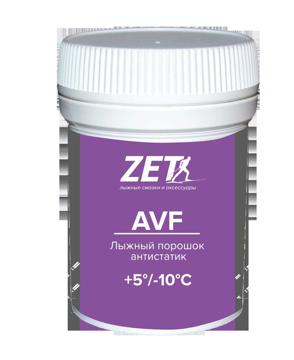 Лыжные ускорители (фторуглеродные) AVF (+5/-10) 15гр.
