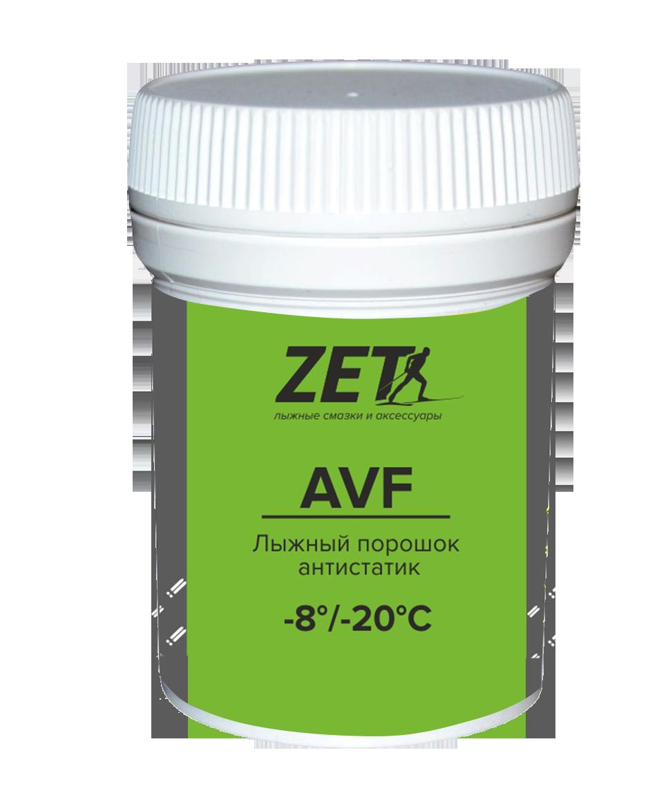 Лыжные ускорители (фторуглеродные) AVF (-8/-20) 15гр.